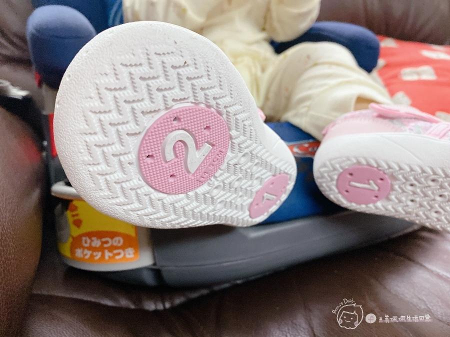 寶寶的第一雙日本IFME機能童鞋 夏天就該有一雙透氣水涼鞋_img_23