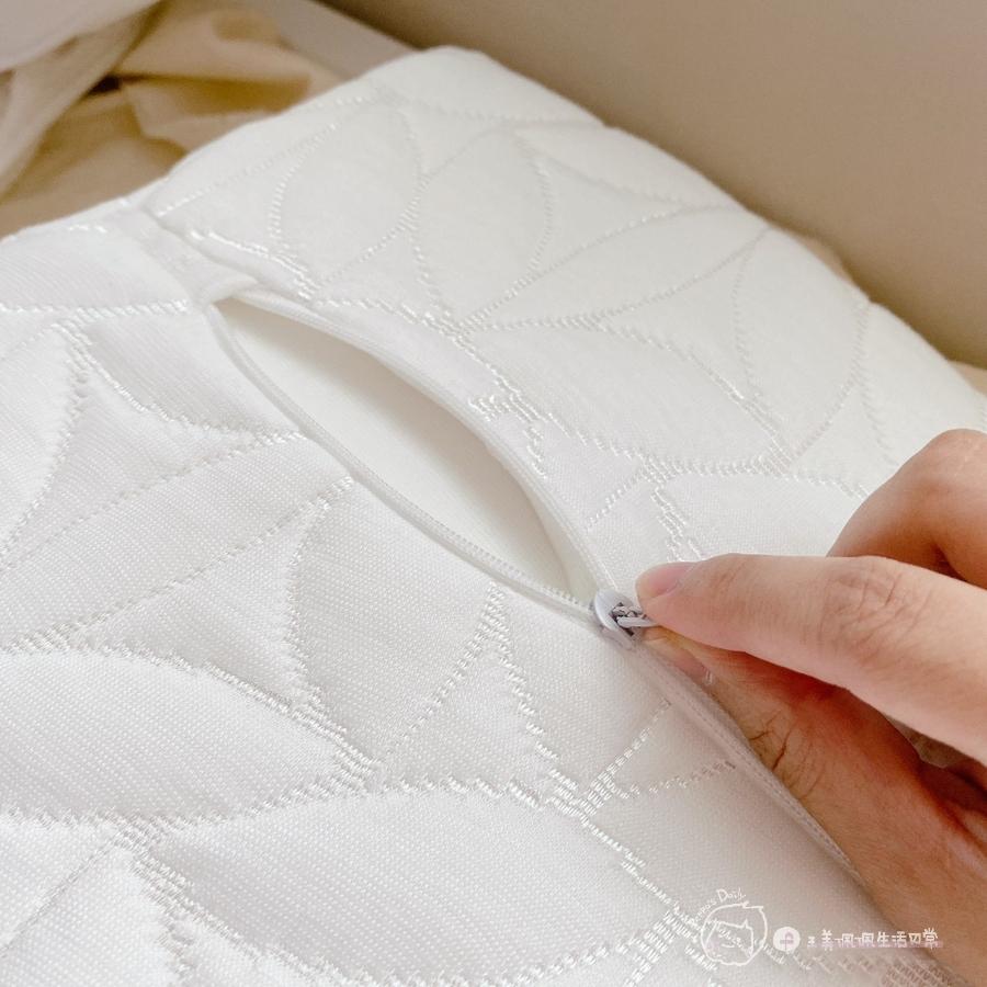 生活體驗│讓孕婦高枕無憂的O'rest舒壓記憶波浪枕_img_13
