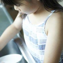想讓孩子從小學會自律、自制與自重的能力?一起做家事吧!