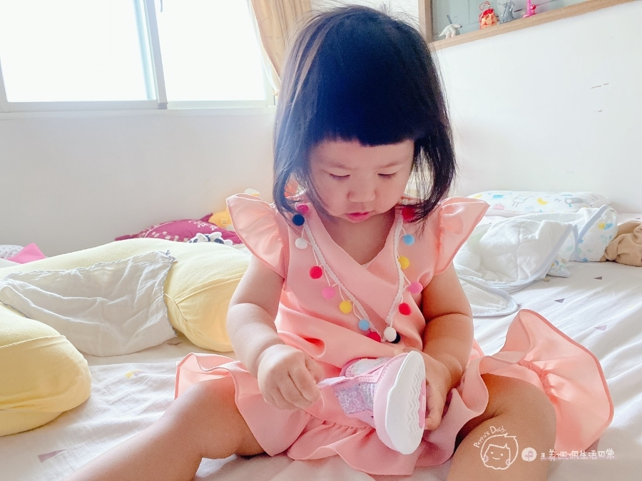 寶寶的第一雙日本IFME機能童鞋 夏天就該有一雙透氣水涼鞋_img_3