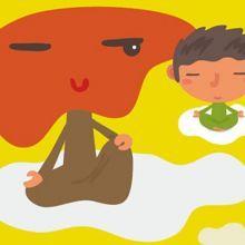 脂肪肝多是「痰、瘀」導致!這杯茶飲助消脂