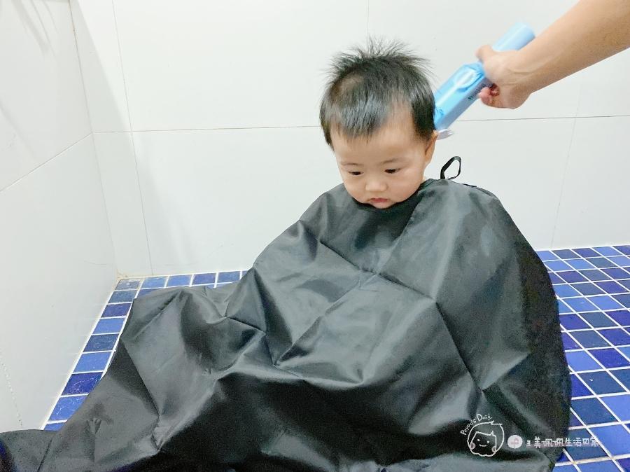 開箱|居家理髮不求人,媽咪輕鬆斜槓理髮師|日本SAKANO KEN 坂野健電器-自動吸髮兒童電動理髮器_img_15
