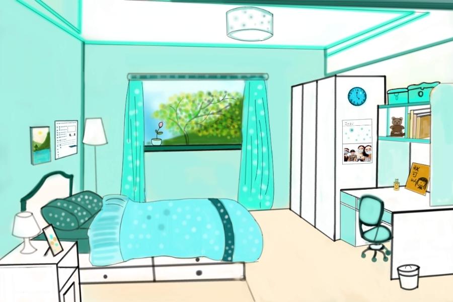 【Hello Kids!打造未來 你畫的算】女兒的夢想房間_img_2