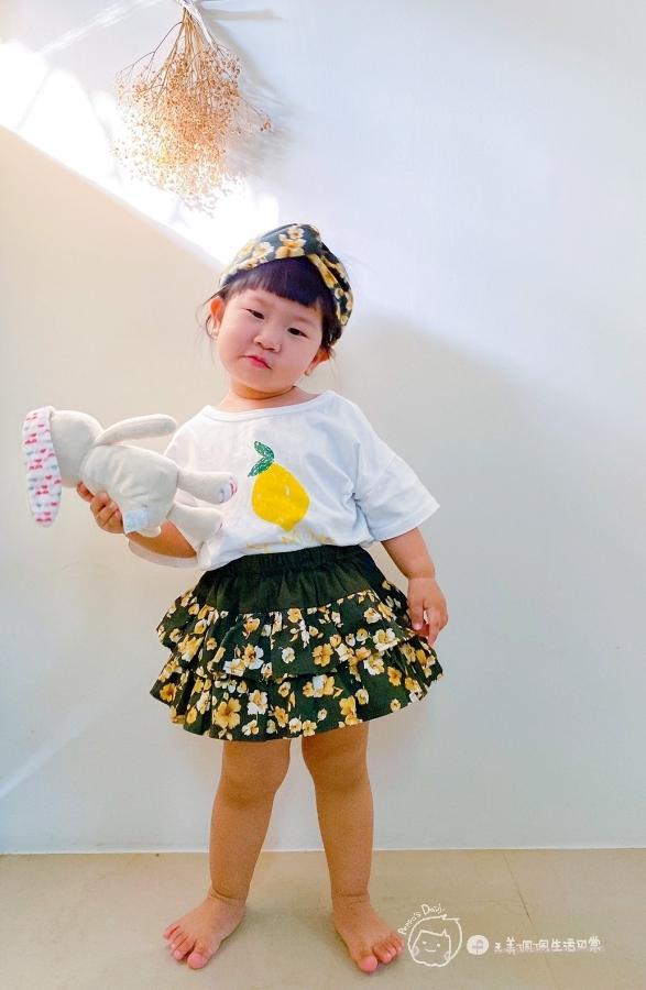 [手工訂製推薦]MIT高質感日系親子服-Ookiname大目手作童裝髮帶_img_33