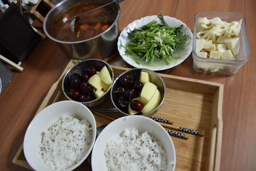 晚餐(補鐵餐)