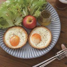 吐司+蛋居然能做出如五星級飯店般的早餐 2食譜快筆記
