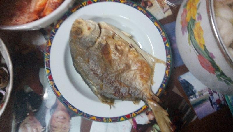 年菜必出現的魚,代表年年有餘 #年菜
