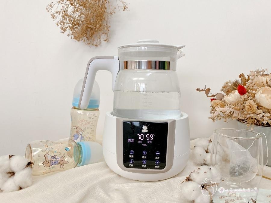 泡奶幫手|隨時提供最佳溫度-Snow Bear韓國小白熊智敏恆溫調乳器,一機多用超方便_img_1