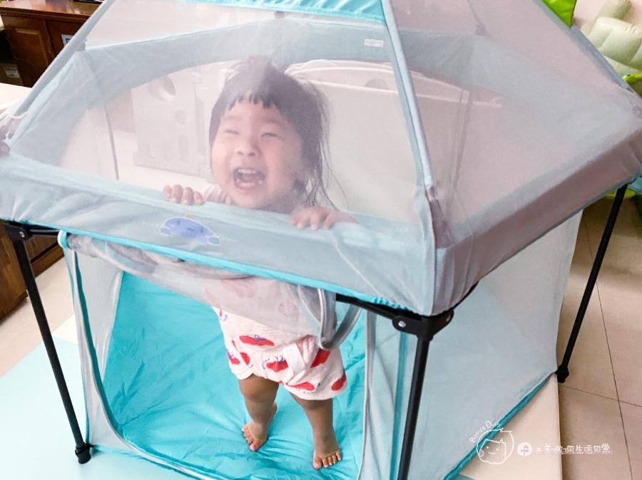 育兒好物 室內外都能用的孩子安全快樂小天地-小鹿蔓蔓折疊遊戲圍欄_img_31