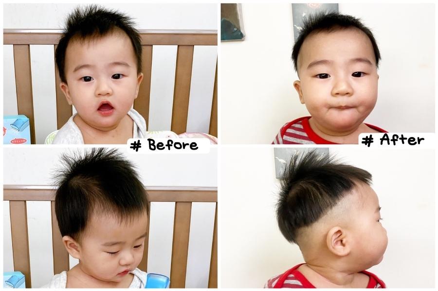 開箱|居家理髮不求人,媽咪輕鬆斜槓理髮師|日本SAKANO KEN 坂野健電器-自動吸髮兒童電動理髮器_img_33