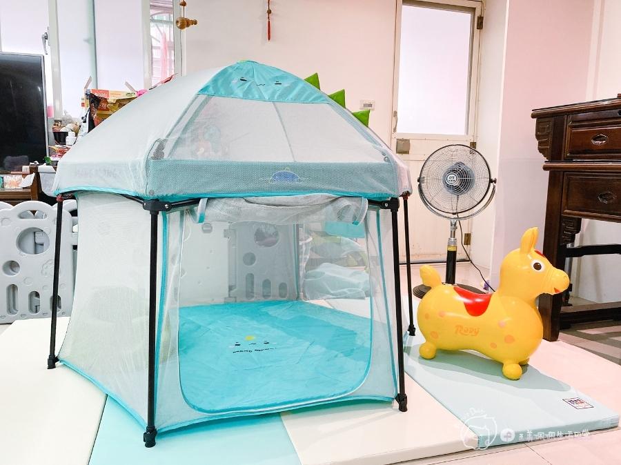 育兒好物 室內外都能用的孩子安全快樂小天地-小鹿蔓蔓折疊遊戲圍欄_img_4