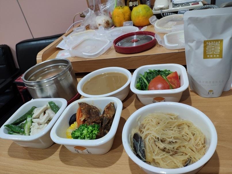 2018月子餐分享(皇太后、玉膳坊)