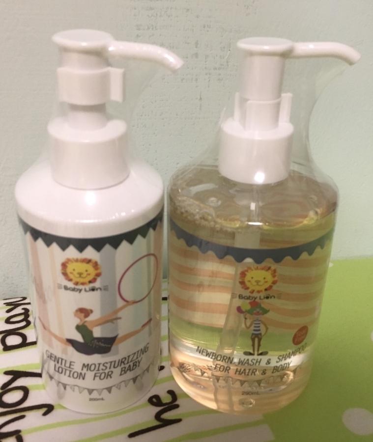 獅子寶寶金盞花舒緩保濕系列