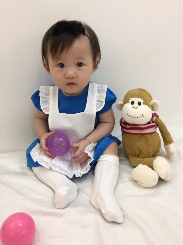 Miu Miu ,你開心的笑容是爸比媽咪化解辛勞的泉源。 #爸爸去哪兒