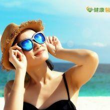 艷陽高照紫外線超強!眼睛該如何防曬?