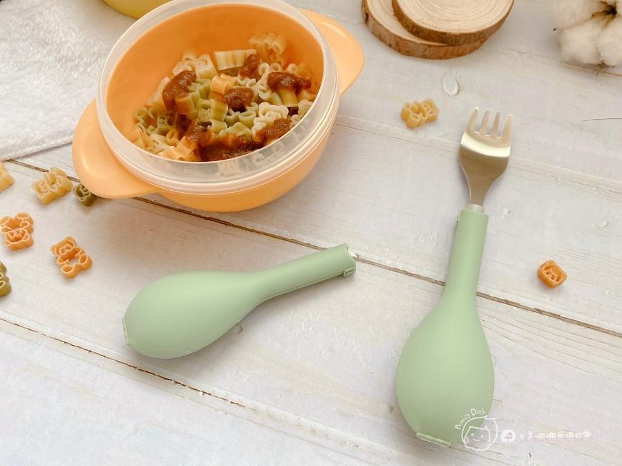 超便利口袋餐具,體積最小無需組裝的FlipGo翻滾吧湯叉組_img_8