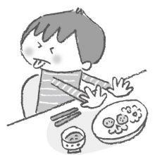 孩子吃飯問題多?可能是平衡系統不良引起