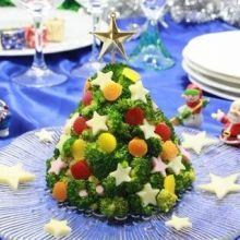 讓聖誕大餐變成視覺饗宴☆介紹簡單又可愛的變化菜單♡