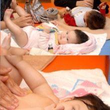 「按」時和寶寶建立無價的親密關係