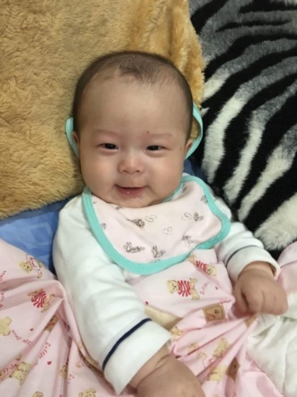 紀寶貝,你開心的笑容是爸比媽咪化解辛勞的泉源。 #爸爸去哪兒