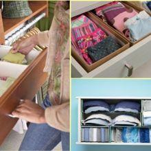 為鞋盒賦予新生命 鞋盒收納DIY