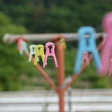 用「改良曬衣夾」,讓小孩也能幫忙做家事