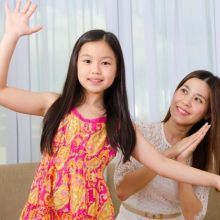 孩子內向害羞、不敢打招呼…用小遊戲就能提升自信
