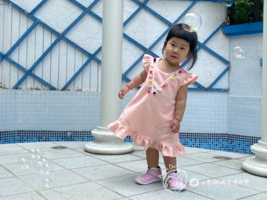寶寶的第一雙日本IFME機能童鞋 夏天就該有一雙透氣水涼鞋_img_17