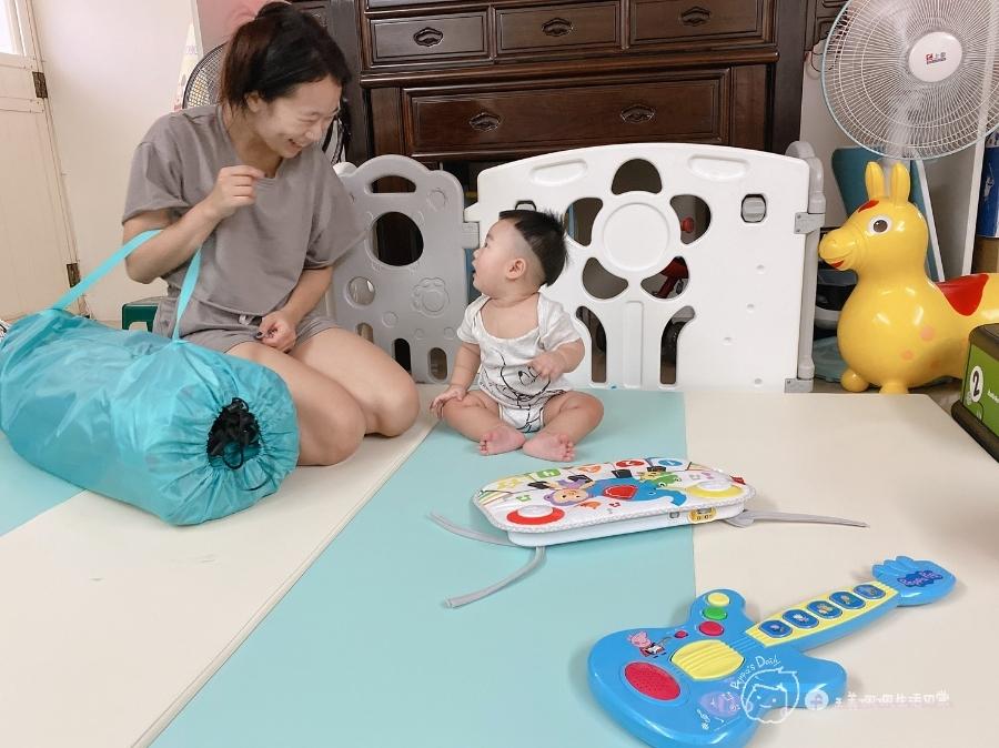 育兒好物 室內外都能用的孩子安全快樂小天地-小鹿蔓蔓折疊遊戲圍欄_img_6