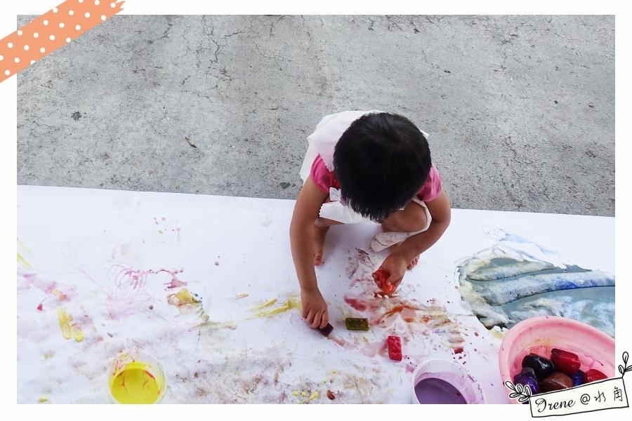 【藝起玩樂 DIY】夏日遊戲, 色彩繽紛冰塊畫 ~製作分享_img_11