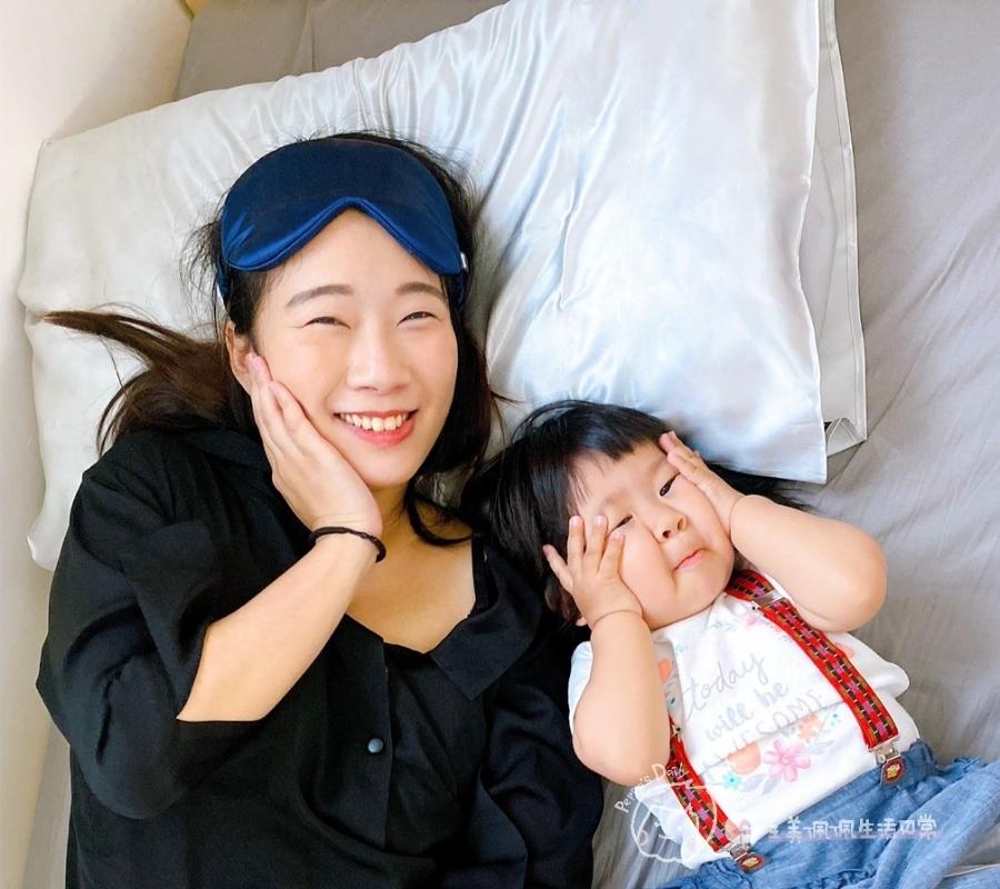 完美補眠|隨時都能睡美容覺-愛馬仕等級的100%頂級桑蠶絲真絲眼罩+枕套_img_27