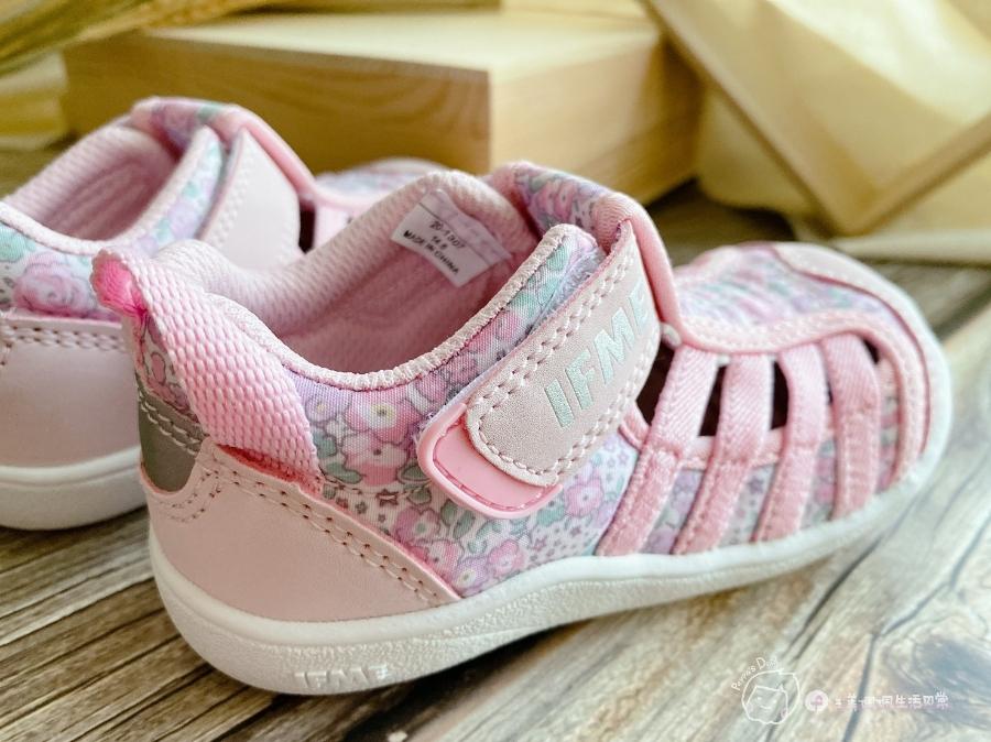 寶寶的第一雙日本IFME機能童鞋 夏天就該有一雙透氣水涼鞋_img_11