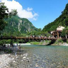 【上高地健行】大正池到河童橋。終於來到嚮往多年的絕景步道!
