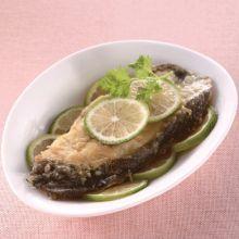 經期調養食譜~檸檬鱈魚