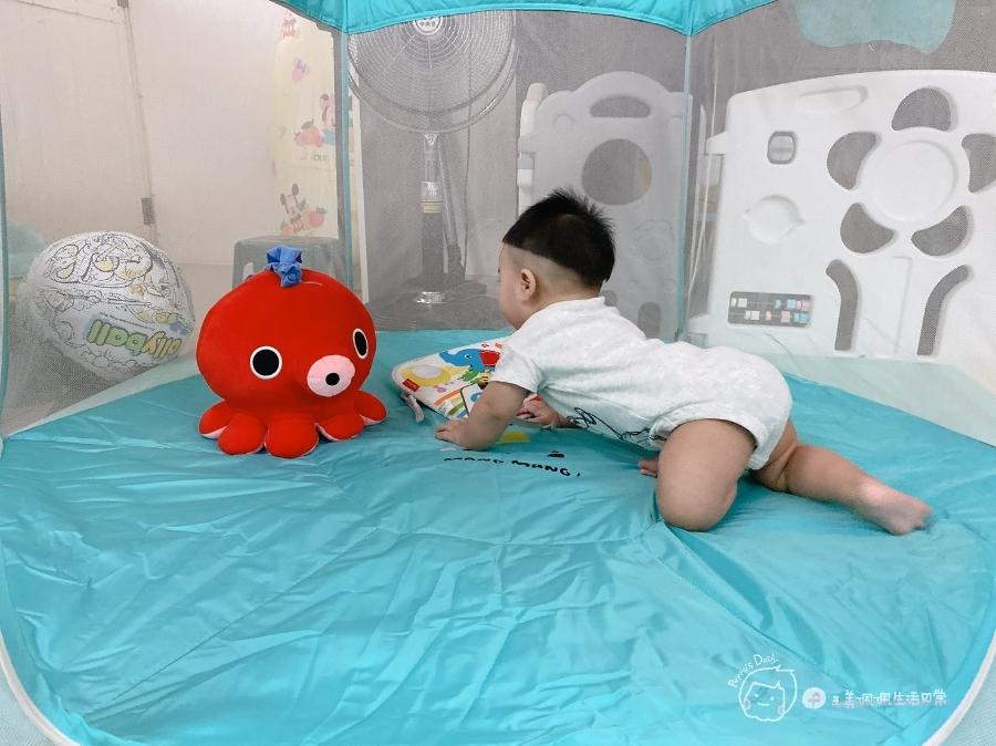育兒好物 室內外都能用的孩子安全快樂小天地-小鹿蔓蔓折疊遊戲圍欄_img_44