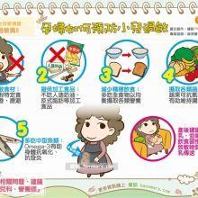 預防小兒過敏  孕婦飲食5要點