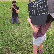 紙箱也能玩科學!在家動手自製「照相機」