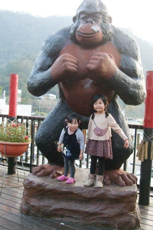 大年初四,一起到內灣玩。 #親子旅遊
