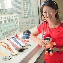 【最美媽媽力】親子關係難維持?陳麗如:經歷了跑馬拉松的耐力與心志磨練,這些就不算困難了