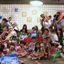 BabyHome「媽媽力沙龍」為海洋世界發聲,透過親子遊戲建立環保意識