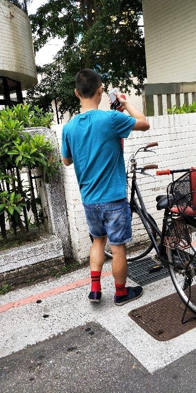 捕獲野生浩子…… #他兒子跟他好像 #本人如電視上一樣親切搞笑