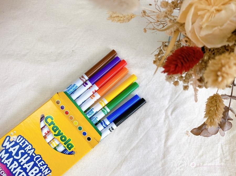 防疫安心玩 可水洗FUN玩色彩-Crayola繪兒樂彩繪百變夢幻雲朵_img_29