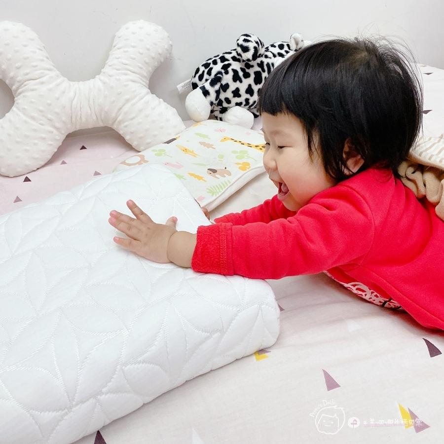 生活體驗│讓孕婦高枕無憂的O'rest舒壓記憶波浪枕_img_12