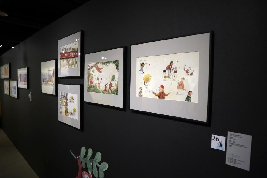 活動展覽|2021波隆納世界插畫大展|兒童新樂園|讓充滿奇幻童趣的插畫藝術為孩子開啟寒假的篇章_img_89