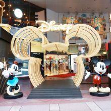 【台北免費景點】東區必拍聖誕景點!台北SOGO忠孝館、復興館聯手打造超可愛的迪士尼大型戶外聖誕景點。