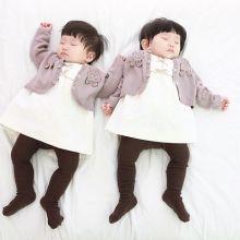 四千金是同卵雙胞胎,還是異卵雙胞胎?