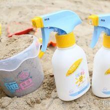 【開箱】施巴5.5嬰兒防曬保濕乳SPF50  涼快一「夏」不怕曬