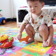 【開箱】翻滾吧~寶寶!韓國Parklon兒童地墊