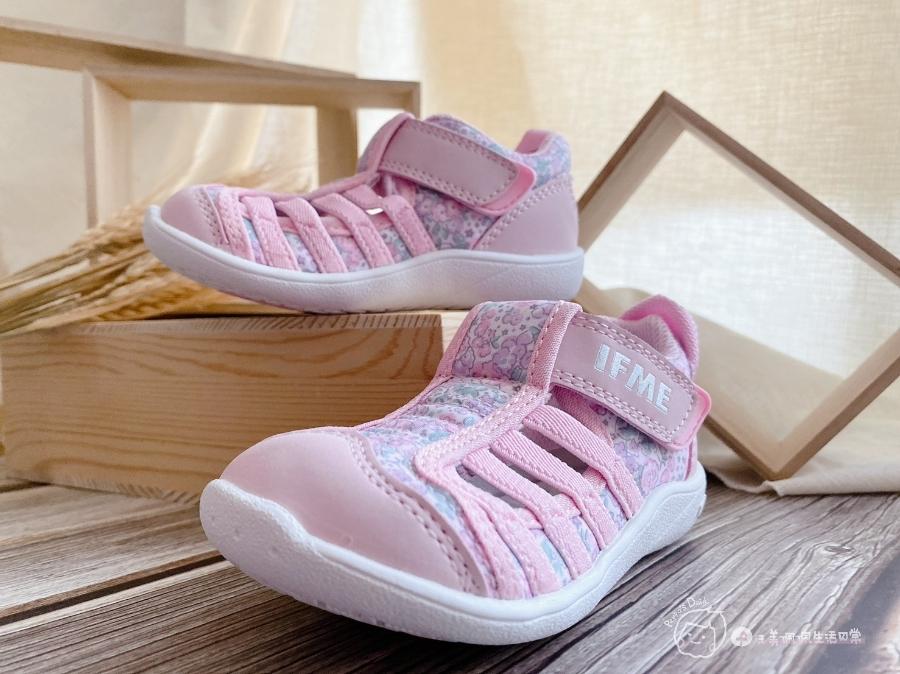 寶寶的第一雙日本IFME機能童鞋 夏天就該有一雙透氣水涼鞋_img_4
