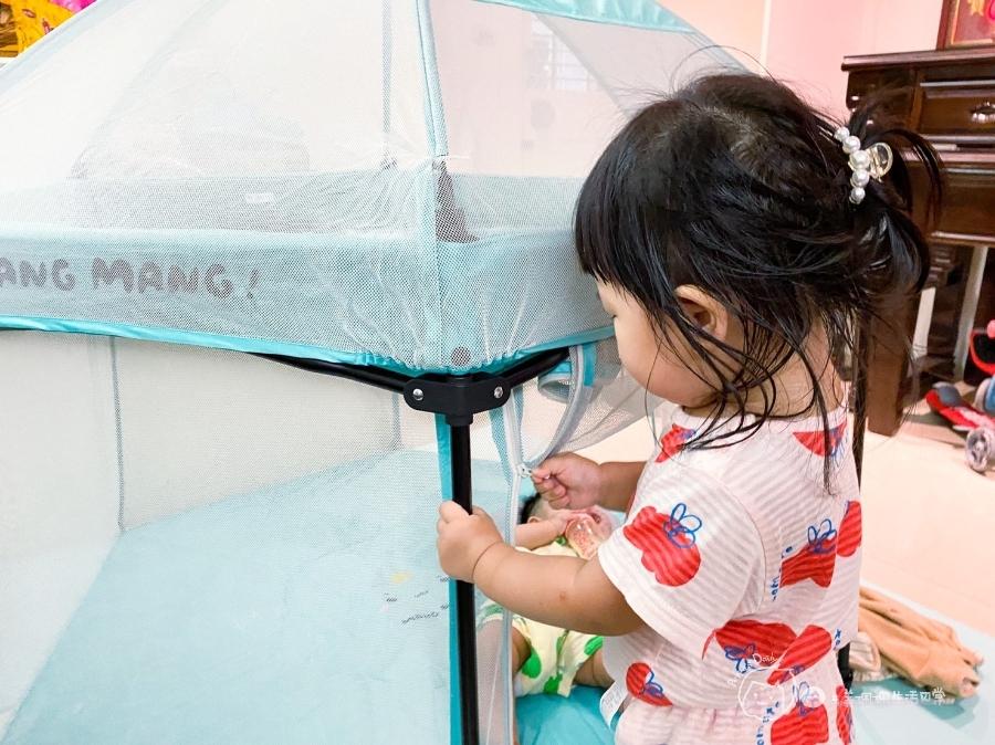 育兒好物 室內外都能用的孩子安全快樂小天地-小鹿蔓蔓折疊遊戲圍欄_img_39